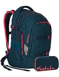 Satch Pack - 2tlg. Set Schulrucksack - Motive - Schulrucksack Schlamperbox