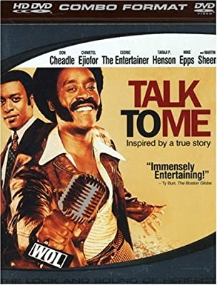Talk to Me (Single-Disc HD/DVD Combo) [HD DVD] by Don Cheadle
