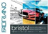 Fabriano Bristol A4 250G 20 Sheets Druckerpapier