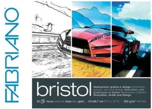 fabriano-bristol-a4-250g-20-sheets-21-x-297-cm-a4-carta-fotografica