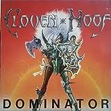 Cloven Hoof: Dominator (Electric Blue Vinyl+Poster) [Vinyl LP] (Vinyl)