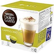 NESCAFÉ Dolce Gusto Cappuccino Coffee Pods, 16 capsules (8 Servings)