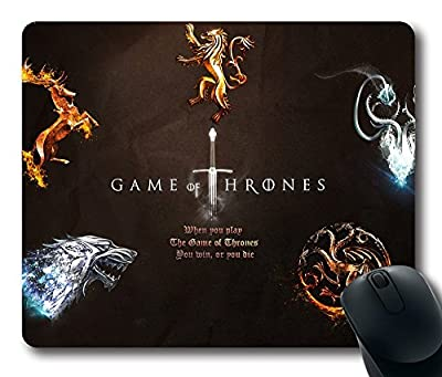 Game of Thrones Mouse Pad High Quality Durable Mouse Mat Gaming Mouse Pad