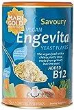 Engevita Savoury Yeast Condiment With B12 125 g (Pack of 3)