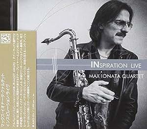 INspiration Live (Japanese pressing)