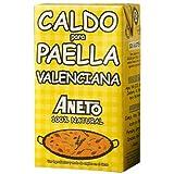 Caldo Para Paella Valenciana Aneto 1L