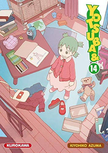 Yotsuba - Tome 14 (14)