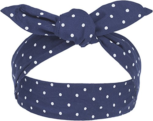 Vintage ARMANDINA Polka Dot 50s Retro HAARBAND Hair Band Rockabilly (Dot Punk-polka)