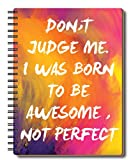#9: Nourish A5 Size Daily Planner