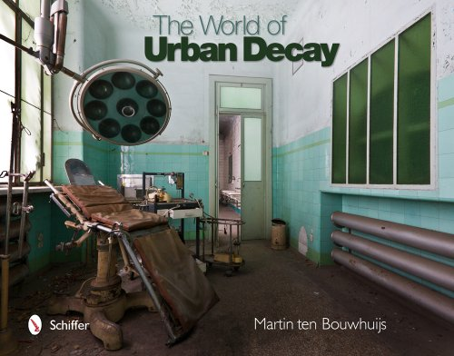 The World of Urban Decay por Martin Ten Bouwhuijs