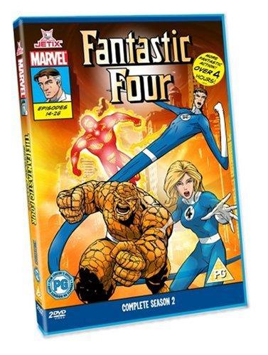 Fantastic-Four-Complete-Season-Two-Marvel-Originals-Series-90s-DVD-1994