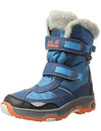 Jack Wolfskin Girls Snow Flake Texapore, Bottes de Neige fille