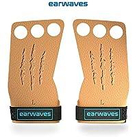 Earwaves ® Rex Grips - Calleras Crossfit para Hombre y Mujer. Guantes para Calistenia,