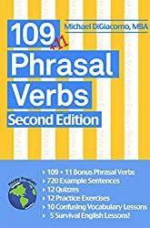 109 Phrasal Verbs Second Edition (English Edition)