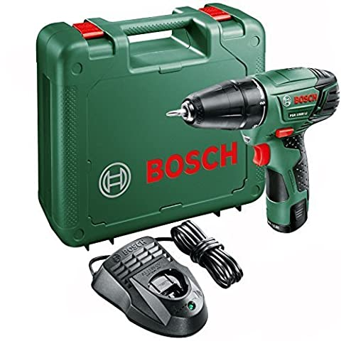 Bosch PSR 1080 LI Cordless Drill Driver with 10.8 V