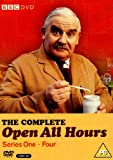 The Complete Open All Hours - Series One-Four [1976]