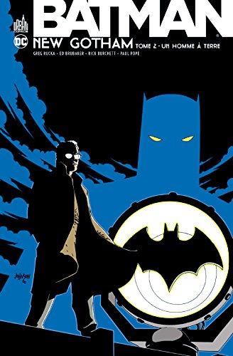 BATMAN NEW GOTHAM Tome 2, Livres