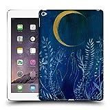 Head Case Designs Offizielle Mai Autumn Blumen Mond Weltraum Und Himmel Ruckseite Hülle für iPad Air 2 (2014)