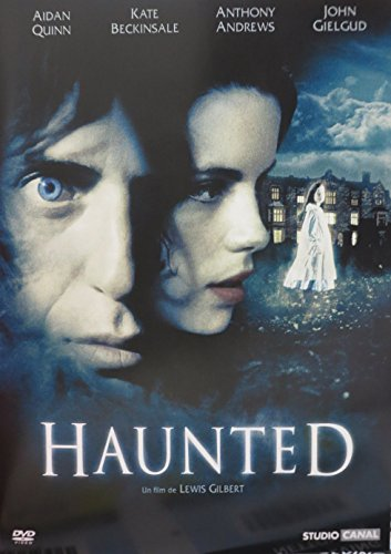 Book's Cover of Haunted