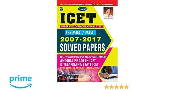 Icet 2015 Question Paper Pdf