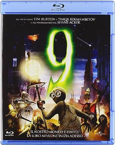 9 [Blu-ray] [IT Import]