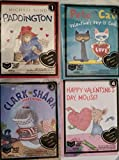 Mcdonalds 2016 Happy Meal Books Set Of 4 by Harper Collins Children's Books
