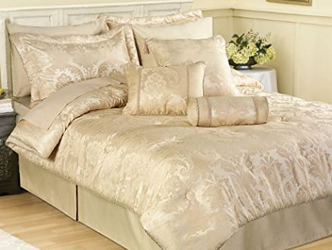 Cocoon Carrington Ivory Cushion (Square (22'' x 22''))