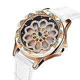 Watches for Women Ladies Watches Woman Sport aterproof Analog Diamond Skeleton Luxury Design