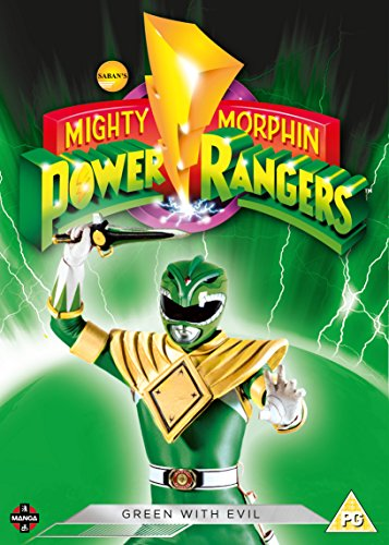 Image of Power Rangers: Green With Evil [DVD]