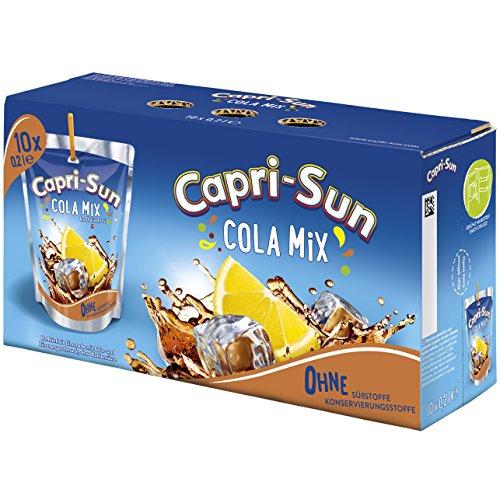 Capri-Sun Cola Mix 3 Packungen á 10 x 200ml (30 gesamt)