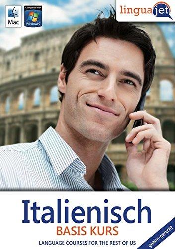 Preisvergleich Produktbild Italienisch gehirn-gerecht,  Basis-Kurs,  CD-ROM Gehirn-gerecht Italienisch lernen,  Computerkurs Linguajet. 41 Min.