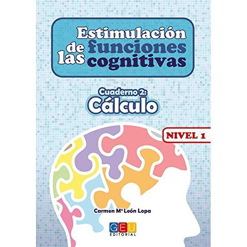 Estimulación de las Funciones Cognitivas - Cálculo - Nivel 1 Cuaderno 2