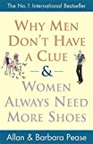 Why Men Don't Have a Clue and Women Always Need More Shoes price comparison at Flipkart, Amazon, Crossword, Uread, Bookadda, Landmark, Homeshop18