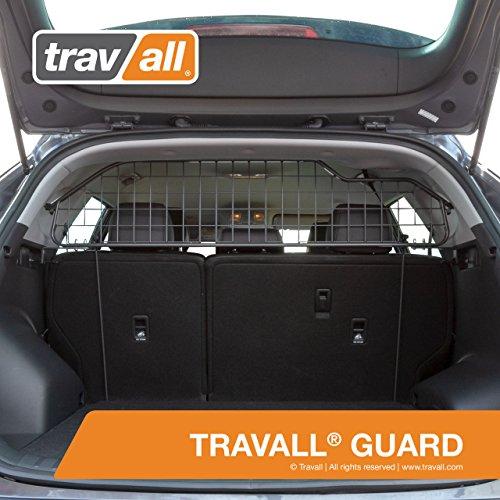 Travall® Guard Hundegitter TDG1503 - Maßgeschneidertes Trenngitter in Original Qualität