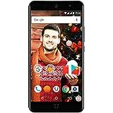 Wileyfox Swift 2 - Teléfono móvil libre (pantalla de 5 pulgadas HD, 16 GB de memoria interna con 2 GB de RAM, doble SIM 4G, sistema operativo Android Nougat 7.1.1), color negro