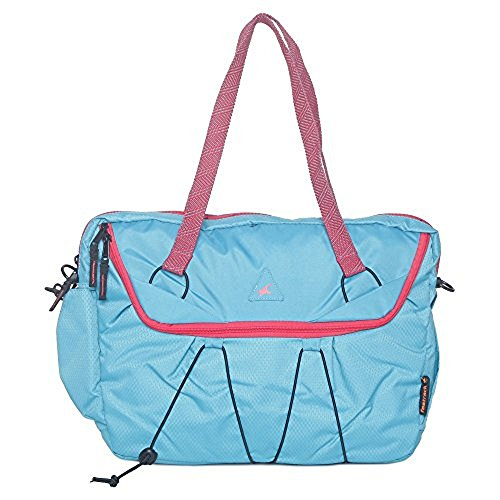 Fastrack Women's Sling Bag (Blue)  available at amazon for Rs.1487