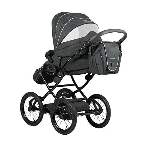 Bild 10: Knorr-Baby 36000-8 Kombikinderwagen Classico, grau