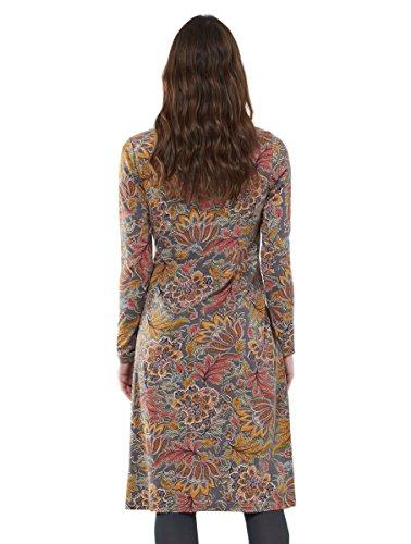 Robe Longueur Genou rouille