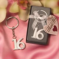 Sweet Sixteen Keychain Favors, 30 by Fashioncraft preisvergleich bei billige-tabletten.eu