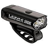 Lezyne Micro Drive Illuminazione Bicicletta/MTB USB Unisex Adulto, Nero