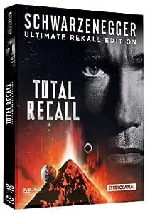 Total Recall [Ultimate Rekall Edition - Blu-ray + DVD + Copie digitale]