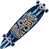 Mindless Longboard Tribal Rogue II (Blue / Blue)