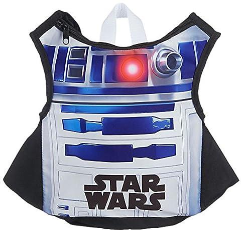 R2D2-Kostüm Westenrucksack 2 in 1 Star Wars - Altersempfehlung: 3 bis 7 Jahre (Padawan Star Wars Kostüm)