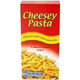 Kraft Cheesey Pasta 190 g (Pack of 12)