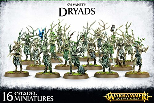 Games Workshop Warhammer Age of Sigmar Wood Elves Sylvaneth Dryads