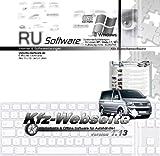 Kfz-Webseite, offline Fahrzeugverwaltung und Online Webseite