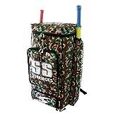 SS camo Duffle cricket kit bag