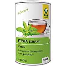 Raab - Stevia Premium en Polvo - 50 g