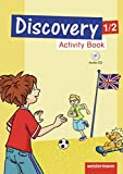 Discovery 1 - 4: Activity Book 1 / 2 mit Audio-CD