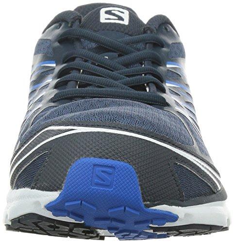 Salomon Herren X-Tour 2 Sneaker Blau (Slateblue/Deep Blue/Union Blue)